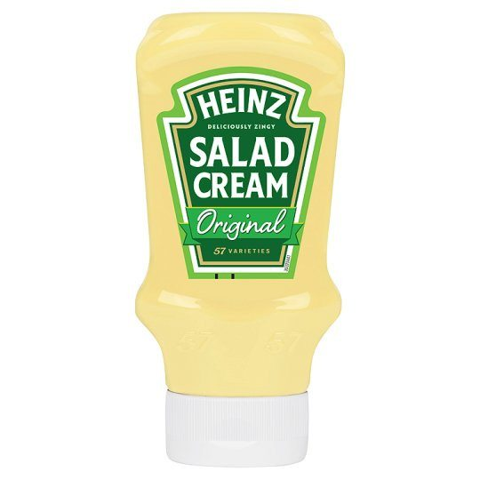 Grocemania Grocery Delivery London| Heinz Salad Cream 425g