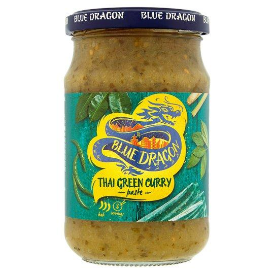 Grocemania Grocery Delivery London| Blue Dragon Thai Green Curry Paste 285g