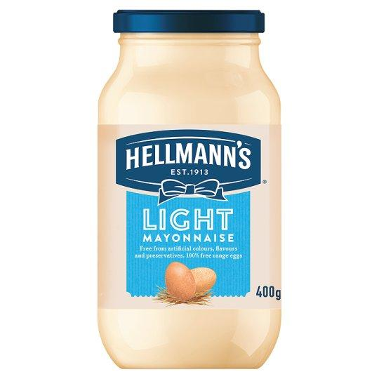 Grocery Delivery London - Hellmann's Light Mayonnaise 400g same day delivery