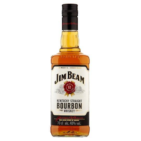 Grocemania Grocery Delivery London| Jim Beam Bourbon 70cl