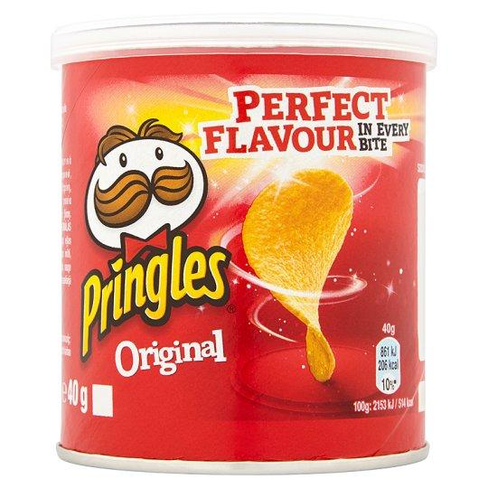 Grocemania Grocery Delivery London| Pringles Pop And Go Original 40g