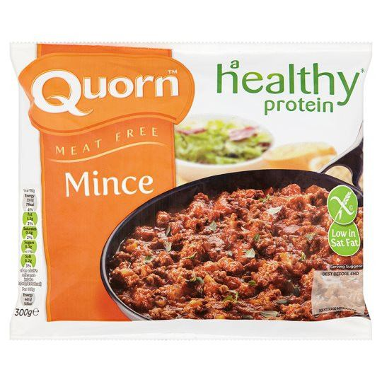 Grocemania Grocery Delivery London| Quorn Meat Free Mince 300g