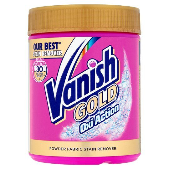 Grocemania Grocery Delivery London| Vanish Gold Stain Remover Powder 470g
