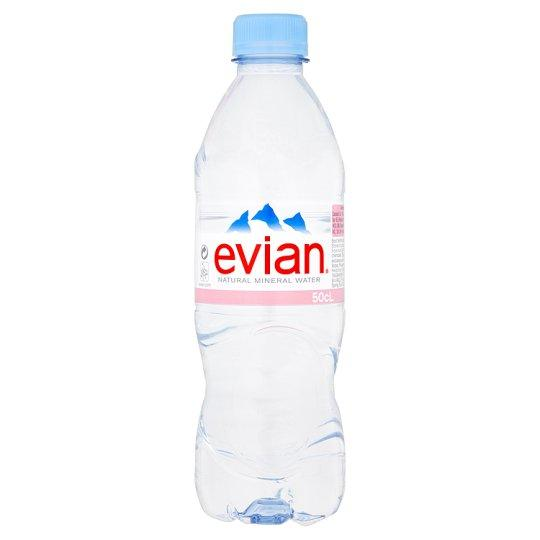 Grocemania Grocery Delivery London| Evian Natural Mineral Water 500ml