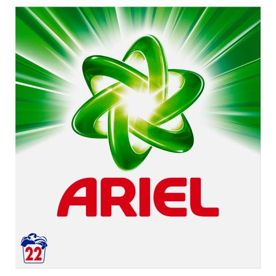 Grocemania Grocery Delivery London| Ariel Washing Powder 22 Washes 1.43Kg