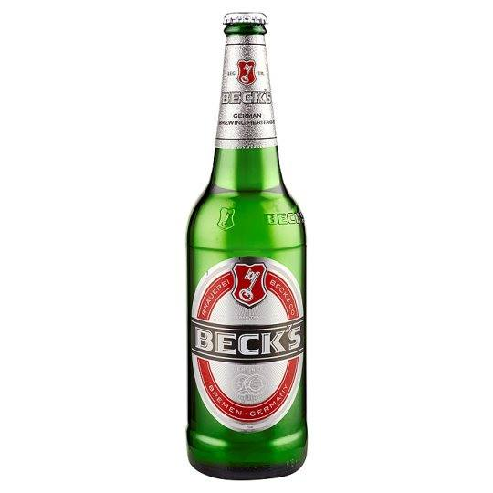 Grocemania Grocery Delivery London| Beck's Lager 660ml
