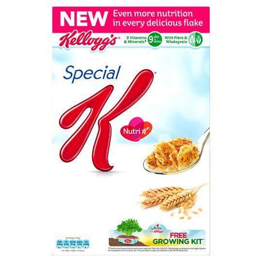 Grocemania Grocery Delivery London| Kelloggs Special K  Original 500g