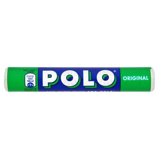 Grocery Delivery London - Polo Mints Single 34g same day delivery