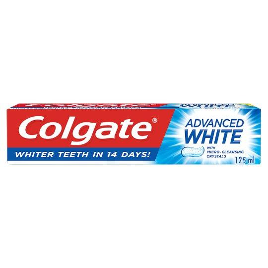 Grocery Delivery London - Colgate Advanced White Toothpaste 125ml same day delivery