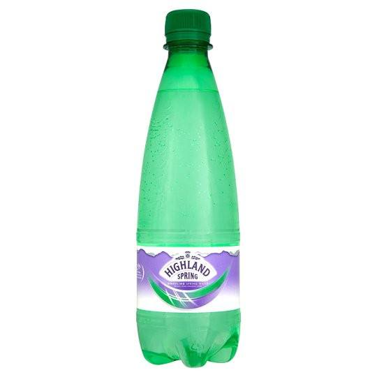 Grocemania | Highland Spring Sparkling Water 500ml | Online Grocery Delivery