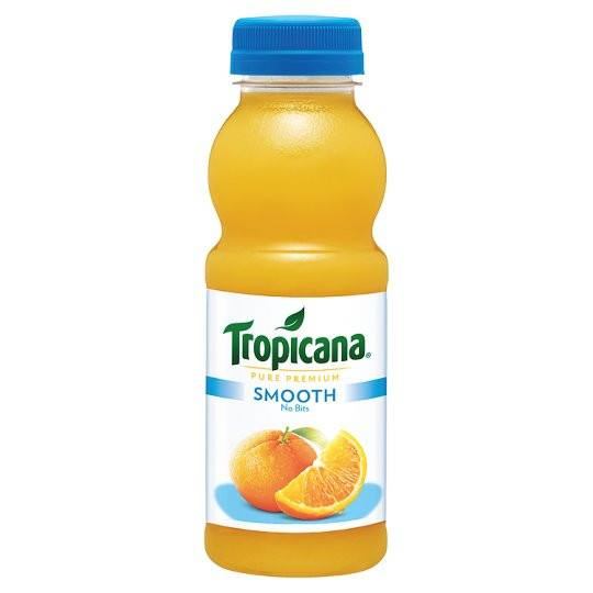 Grocemania Grocery Delivery London| Tropicana Orange Smooth 300ml