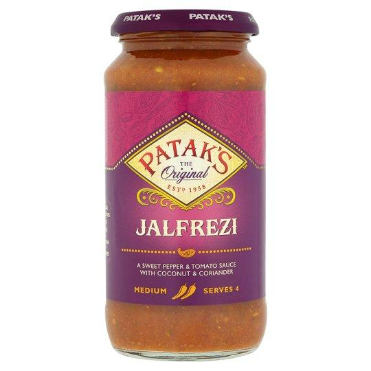 Grocery Delivery London - Patak's Jalfrezi Sauce 450g same day delivery