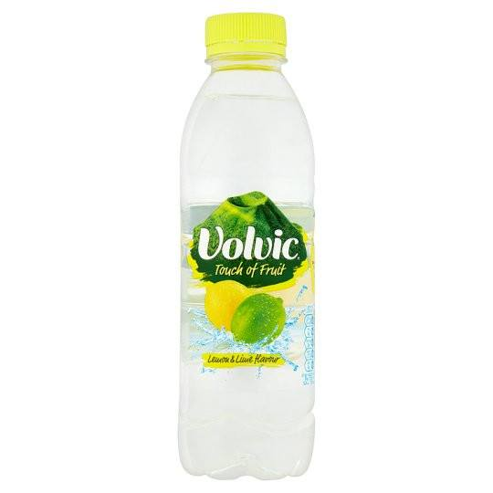 Grocemania Grocery Delivery London| Volvic Lemon & Lime 500ml