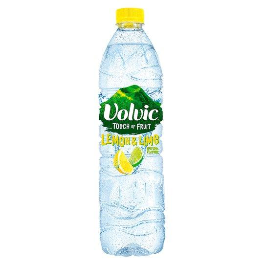 Grocemania Grocery Delivery London| Volvic Lemon & Lime 1.5L