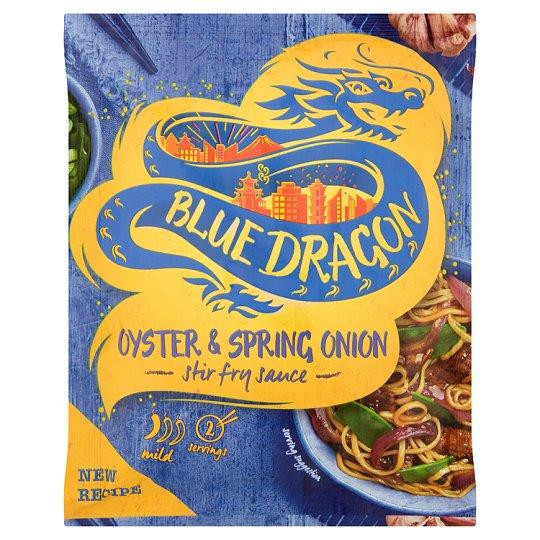 Grocemania Grocery Delivery London| Blue Dragon Oyster And Spring Onion Stir Fry Sauce 120g