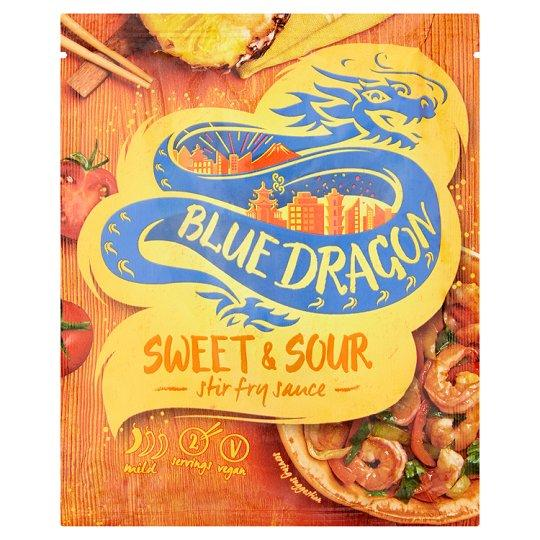 Grocemania Grocery Delivery London| Blue Dragon Sweet And Sour Stir Fry Sauce 120g