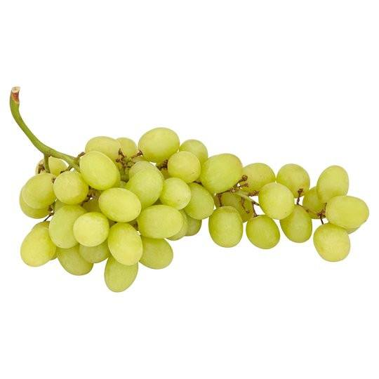 Grocery Delivery London - Green Seedless Grape (500g) same day delivery