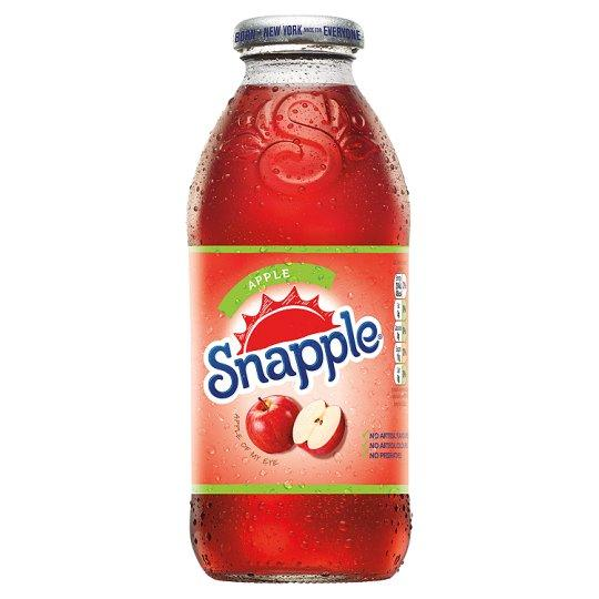 Grocemania Grocery Delivery London| Snapple Apple 473ml