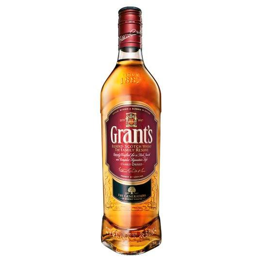 Grocemania Grocery Delivery London| William Grants Scotch Whiskey 70cl