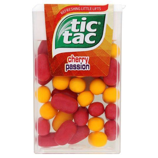 Grocery Delivery London - Tic Tac Cherry Passion same day delivery