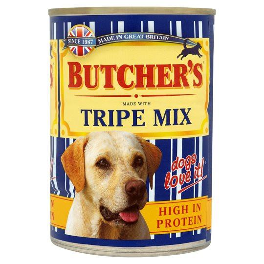 Grocemania Grocery Delivery London| Butchers tripe mix can 400g