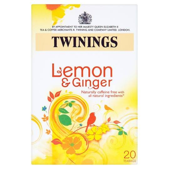 Grocery Delivery London - Twinings Teabags 20's 40g same day delivery