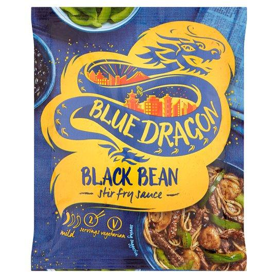 Grocemania Grocery Delivery London| Blue Dragon Black Bean Stir Fry Sauce 120g