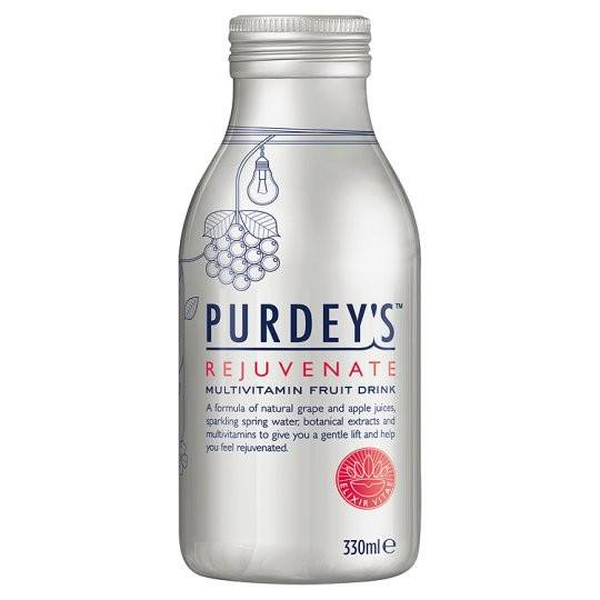 Grocery Delivery London - Purdeys Rejuvenate 330ml same day delivery
