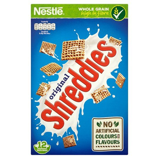 Grocemania Grocery Delivery London| Nestle Shreddies 415g