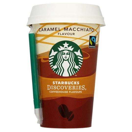 Grocemania Grocery Delivery London| Starbucks Coffee 220ml