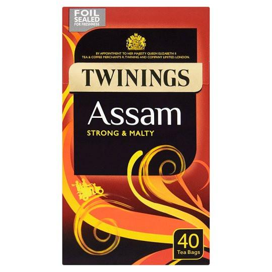 Grocery Delivery London - Twinings 50's Tea Bags 125g same day delivery