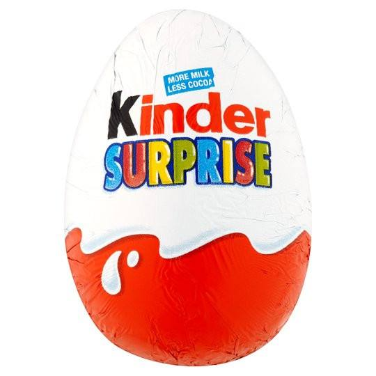 Grocemania Grocery Delivery London| Kinder Surprise Egg 20g