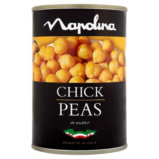 Grocemania Grocery Delivery London| Napolina Chick Peas In Water 400g