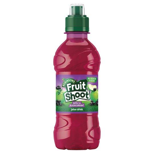 Grocemania Grocery Delivery London| Robinsons Fruit Shoot Apple & Blackcurrant 275ml