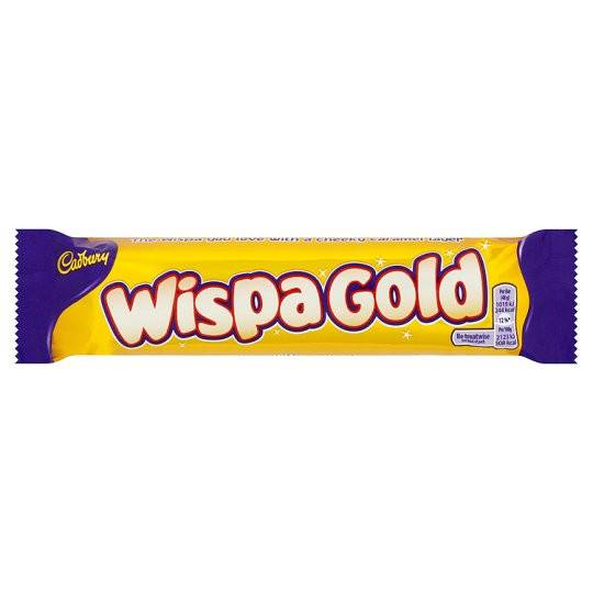 Grocemania Grocery Delivery London| Cadbury Wispa Gold Bar 52g