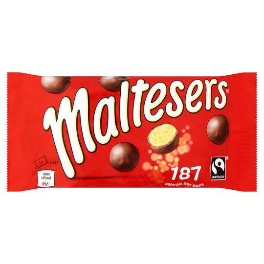Grocery Delivery London - Maltesers 37g same day delivery