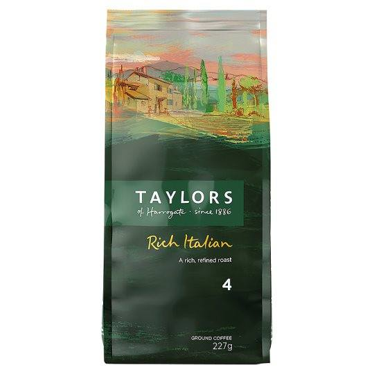 Grocemania Grocery Delivery London| Taylors Ground Coffee 227g