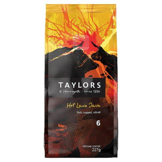 Grocery Delivery London - Taylors Ground Coffee 227g same day delivery