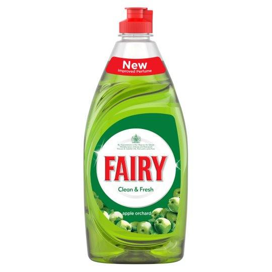 Grocemania Grocery Delivery London| Fairy Original Washing Up Liquid 500ml