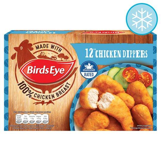 Grocery Delivery London - Birds Eye 12 Chicken Dippers 220g same day delivery