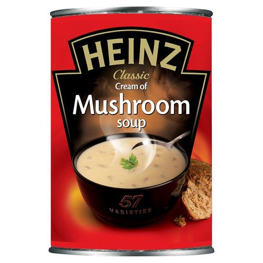 Grocemania Grocery Delivery London| Heinz Cream Of Mushroom Soup 400g