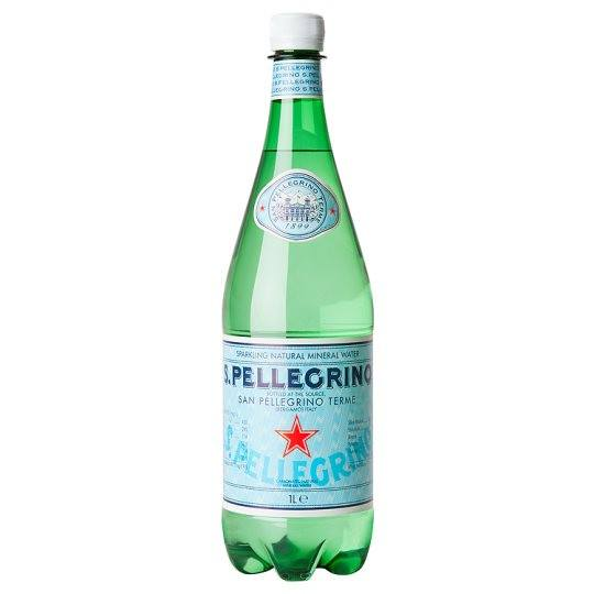 Grocemania Grocery Delivery London| San Pellegrino Sparkling Water 1L