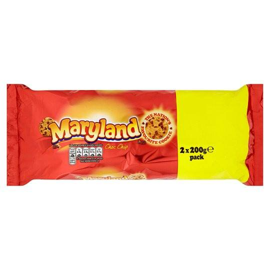 Grocery Delivery London - Maryland Cookies 400g same day delivery