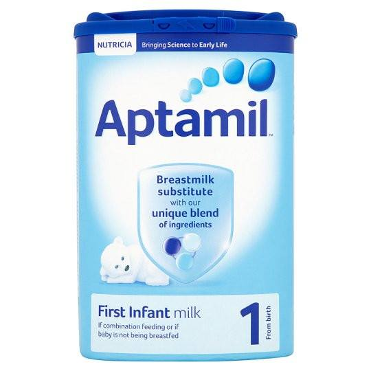 Grocemania Grocery Delivery London| Aptamil 1 First Milk Powder 900g