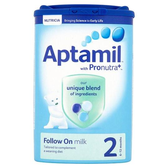 Aptamil 2 Follow On Milk Powder 900g - Grocemania