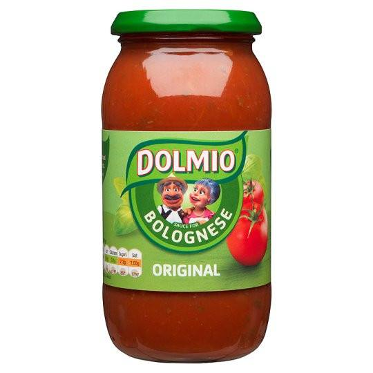 Grocemania Grocery Delivery London| Dolmio Original Sauce 500g