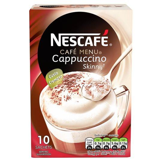 Grocemania Grocery Delivery London| Nescafe Cafe Menu 8 Servings 184g