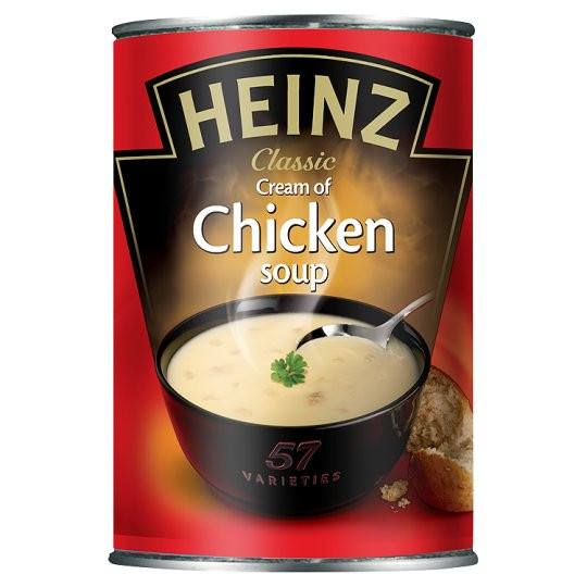 Grocery Delivery London - Heinz Chicken Soup 400g same day delivery