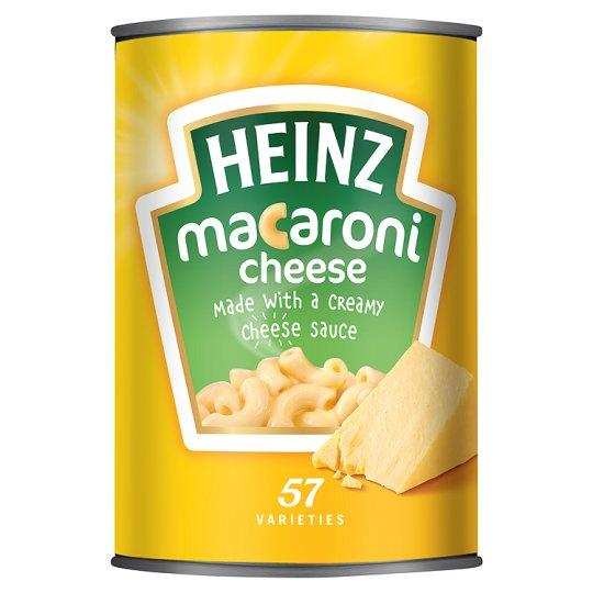 Grocemania Grocery Delivery London| Heinz Macaroni Cheese 400g