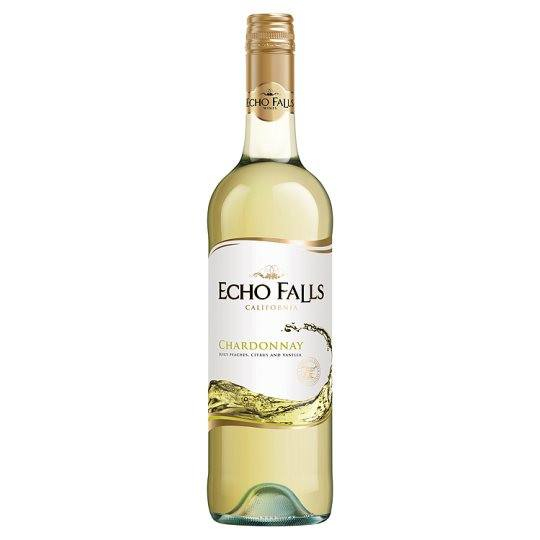 Grocery Delivery London - Echo Falls Chardonnay 75cl same day delivery